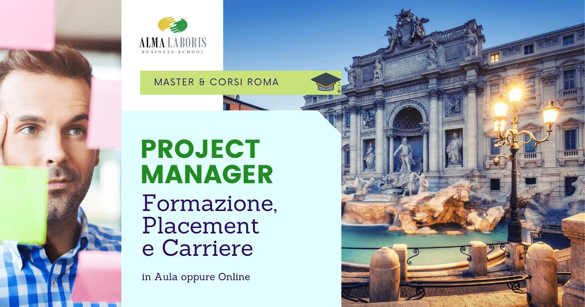 Corso Project Manager Padova