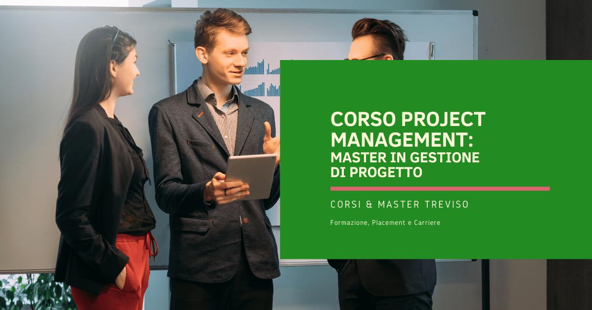 Corso Project Management Treviso