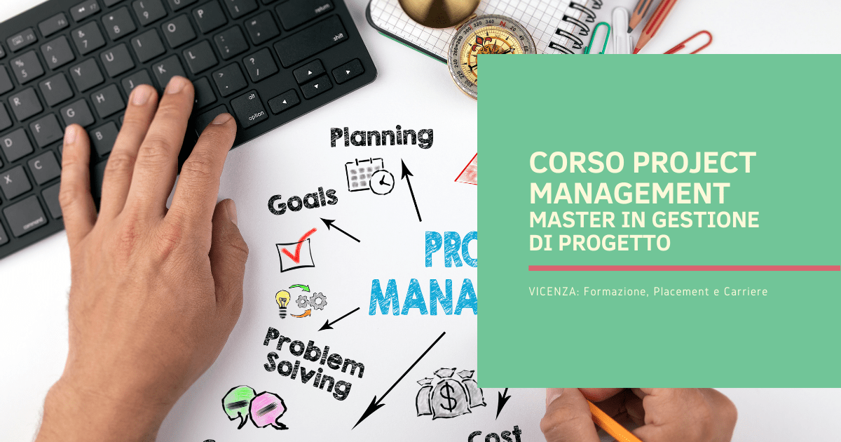 Corso Project Management Vicenza