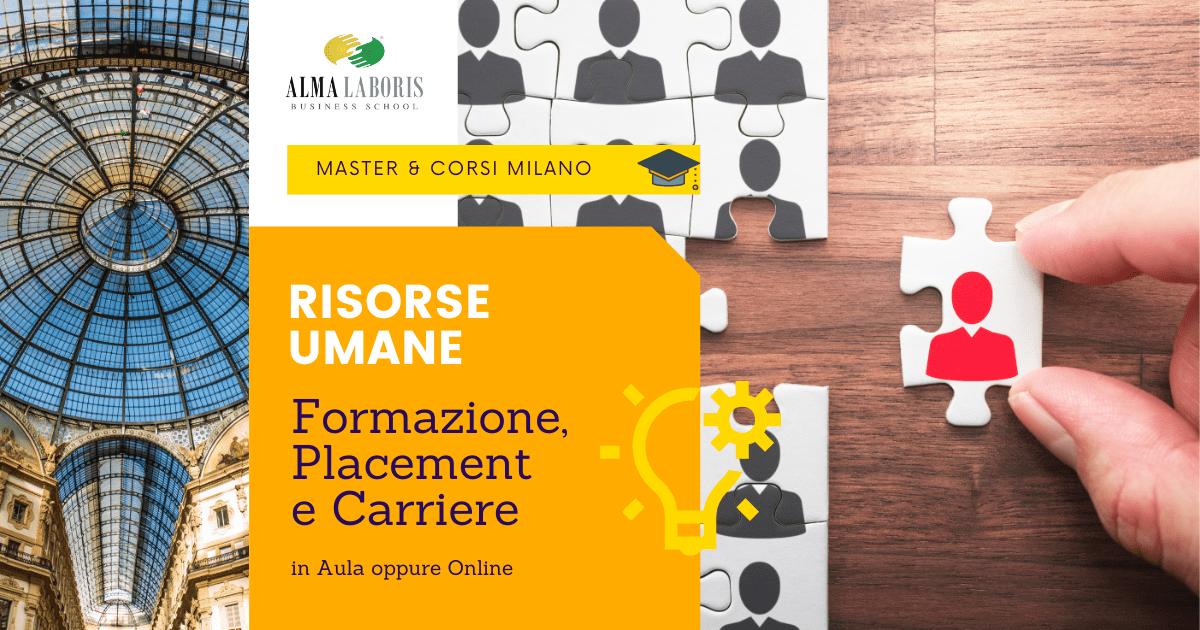 Corso di formazione risorse umane Milano