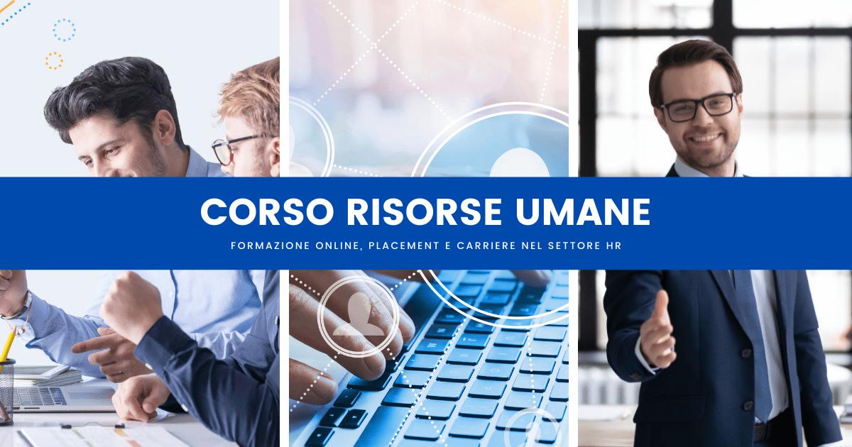 Corso Risorse Umane Online