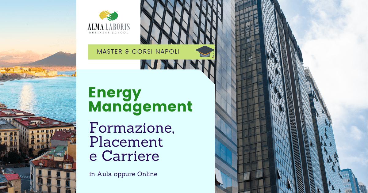 Corso Energy Management Napoli