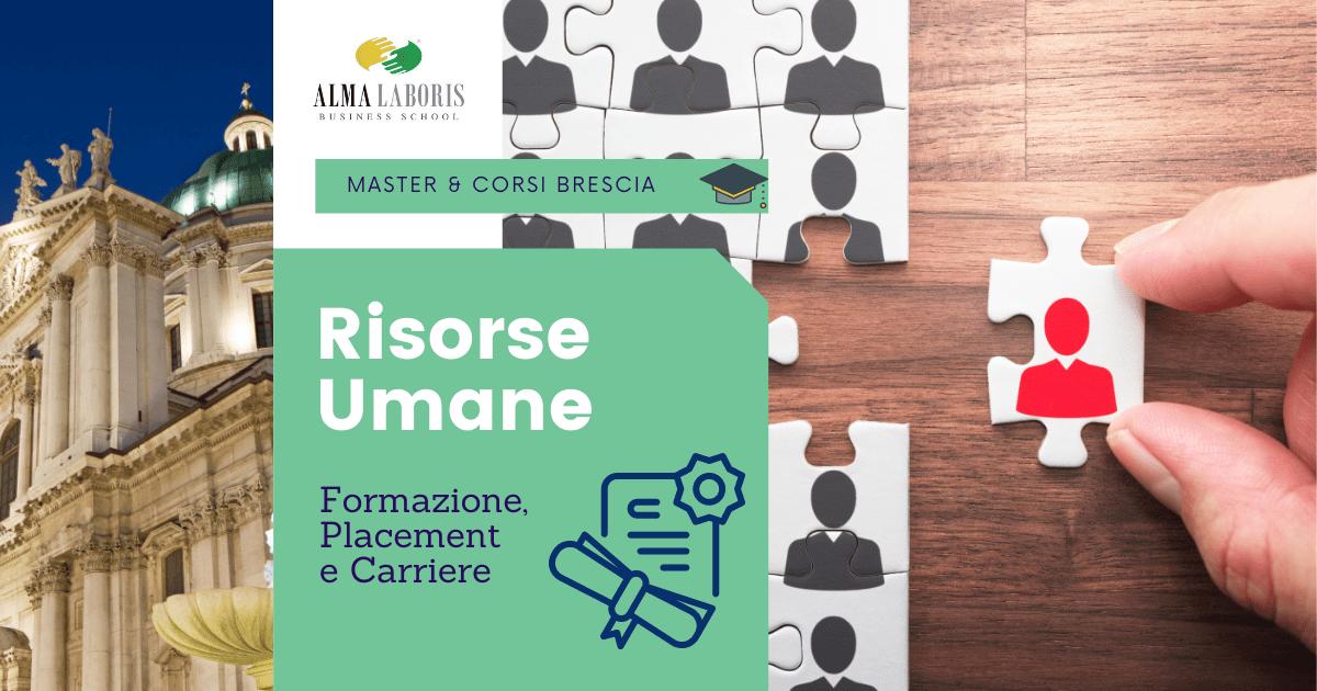 Master Risorse Umane Brescia