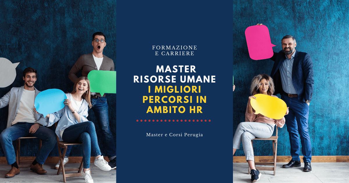 Master Risorse Umane Perugia