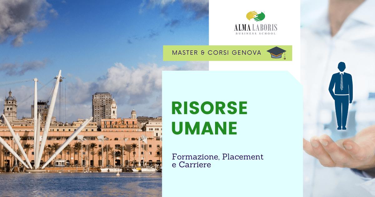 Master Risorse Umane Genova