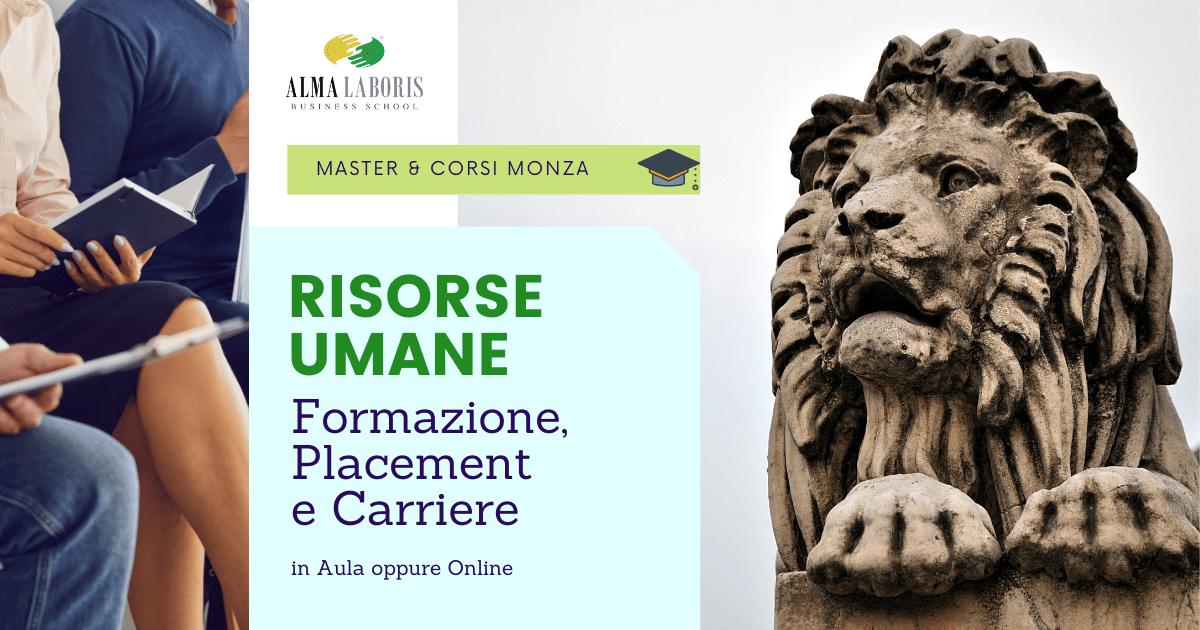 Master Risorse Umane Monza