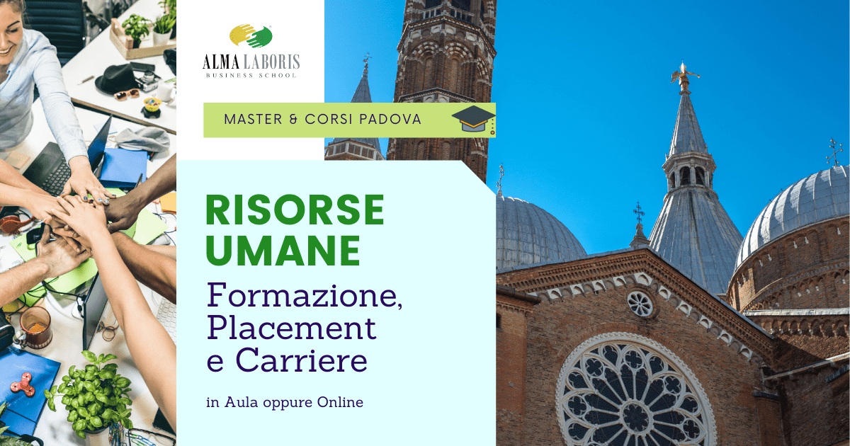 Master Risorse Umane Padova