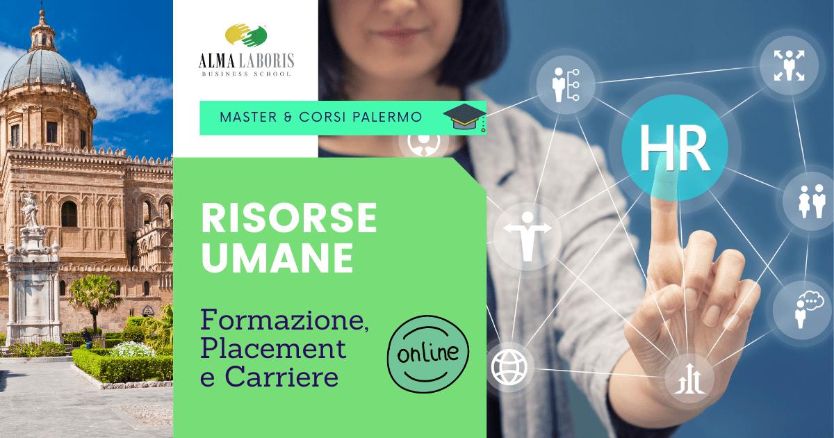 Master Risorse Umane Palermo