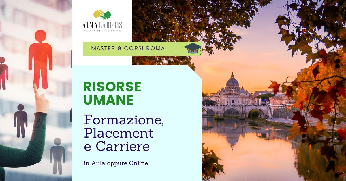 Corso Risorse Umane Roma: i migliori Master HR