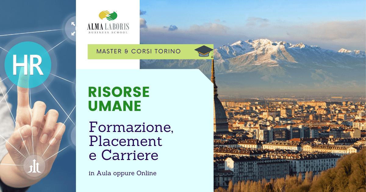 Corso Risorse Umane Torino: i migliori Master HR