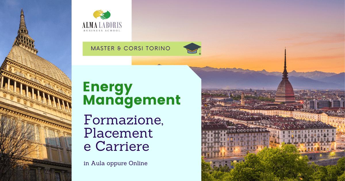 Corso Energy Management Torino
