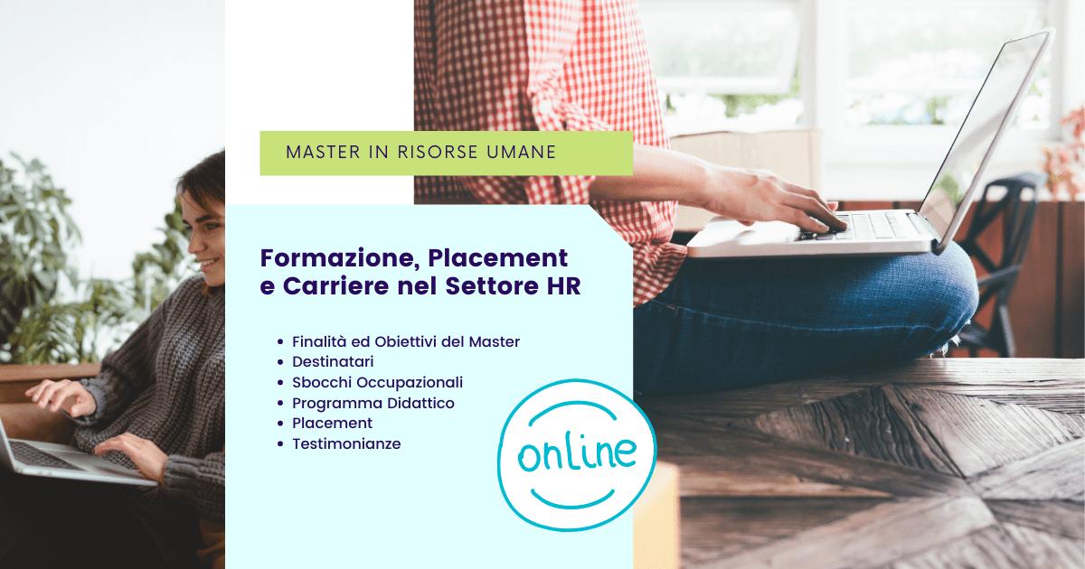 Master Risorse Umane Online