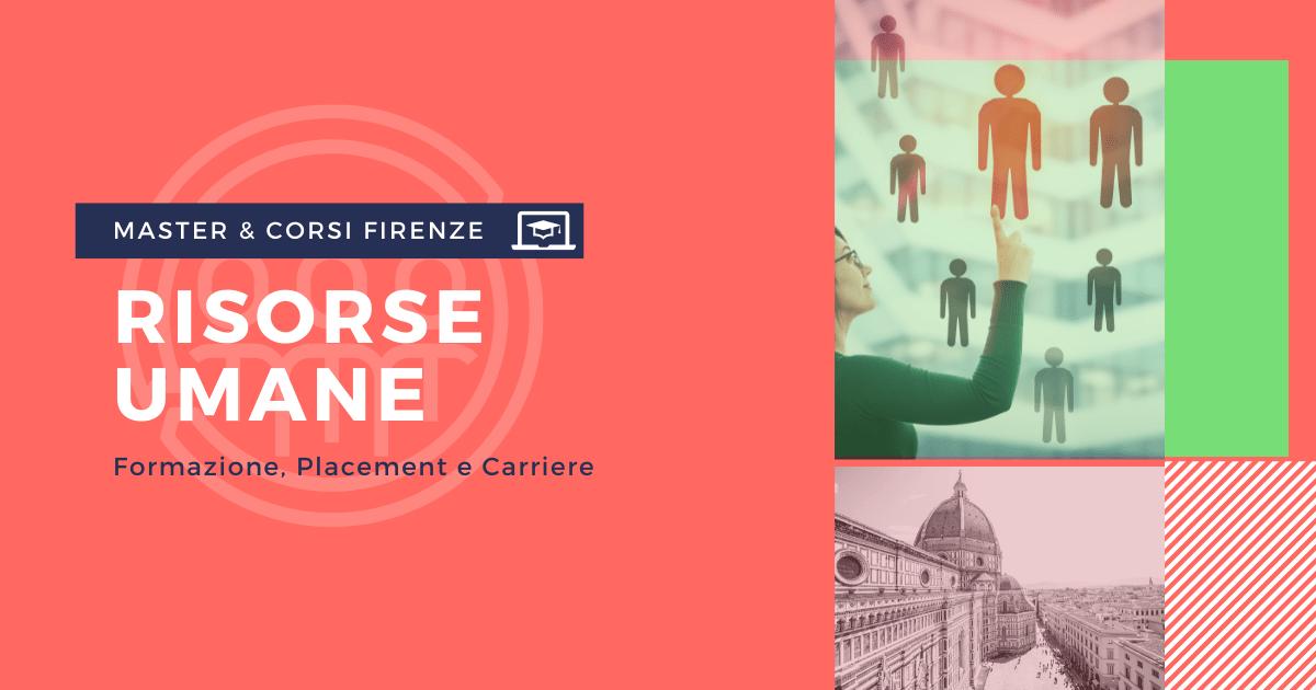 Master Risorse Umane Firenze