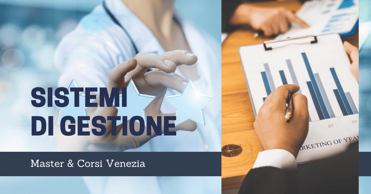 Master Sistemi di Gestione Venezia