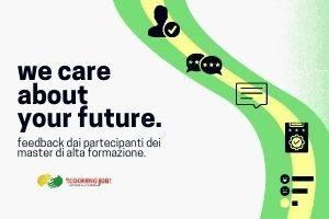 We care about your future: opinioni dai Master Alma Laboris