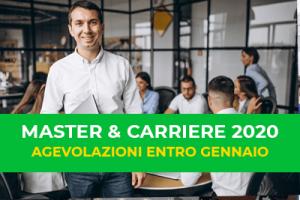 Selezioni in Corso: Master Edizione Aprile 2020