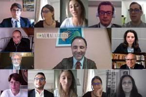Cerimonia Conclusiva Aprile 2020 – Live dall'Aula Virtuale