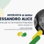"""Il dottor Alessandro Alice: """"Dopo il Master ho avuto tante opportunità"""""""