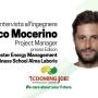 """Opinioni Master Energy Management, l'ingegner Enrico Mocerino: """"Un importante contributo alla mia crescita"""""""