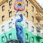 Quando la vernice di un murales pulisce l'aria: l'intuizione di una startup italiana