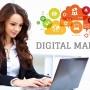 Lavoro: +8% di assunzioni nel 2017, esperti in Digital Marketing i più ricercati
