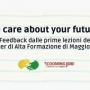 We care about your future: i primi feedback dai Master di Maggio 2021